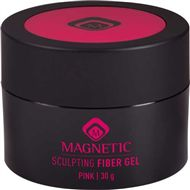 Magnetic Sculpting Fibergel Pink 30 gr.