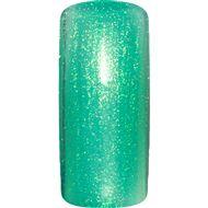 Foil & Nailart Gel Glittery Green