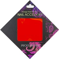 Gel Transfer Foil Red