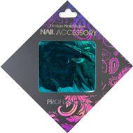 Gel Transfer Foil Turquoise Metalic