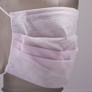 Surgical Mask Pink 50 pcs