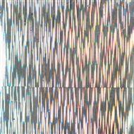Transferfoil Roll Holo. Silv. Stripes
