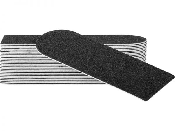 Strips f. Disp. Foot File 80 gr. 25x