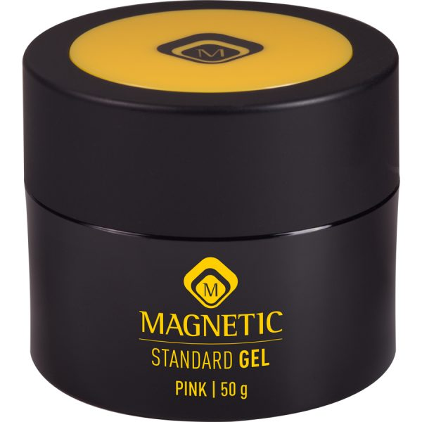 Magnetic Pink Standardgel 50 gr.