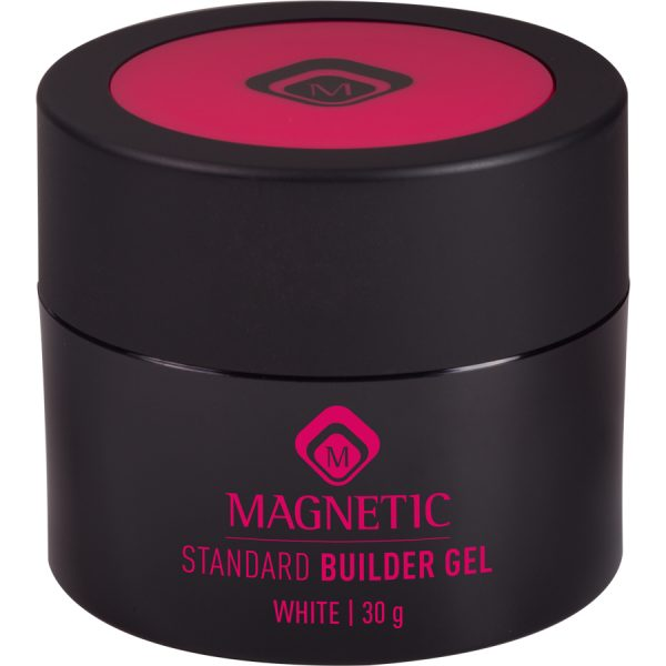 Magnetic Build Gel White 30 gr.