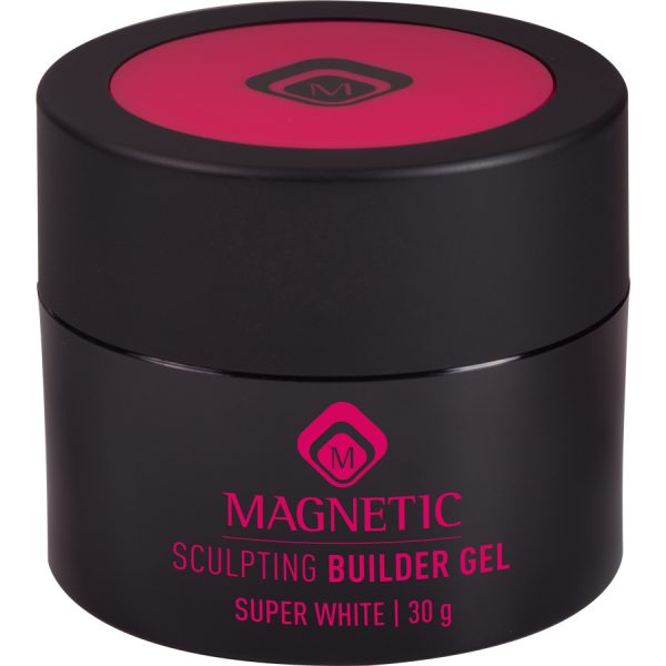 Magnetic Supwhite Sculpt. Gel 30 gr.
