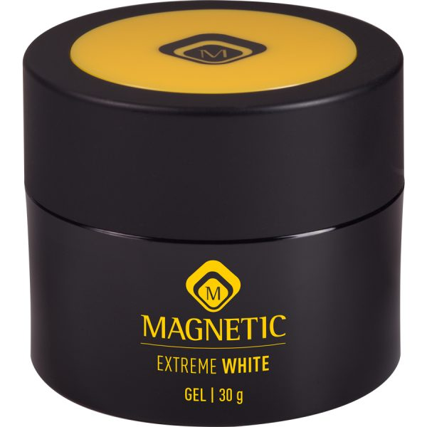 Magnetic Xtreme White Gel 30 gr.