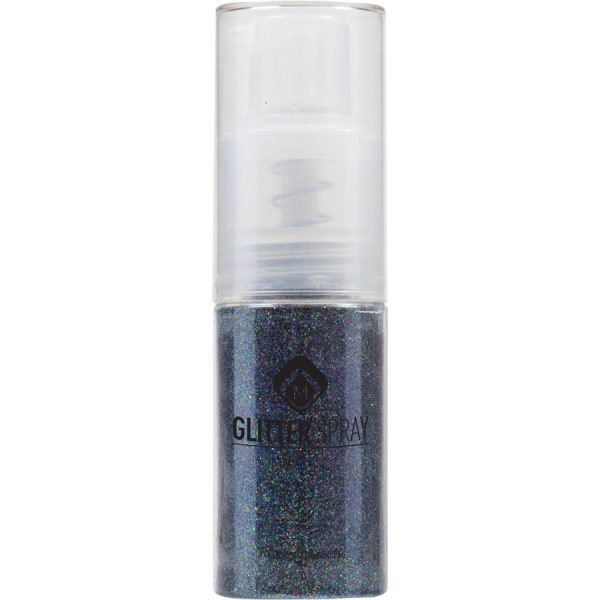Glitter Spray Dark Hologram 24g