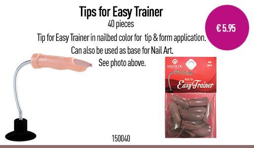 Easy Trainer Tips 40 pcs