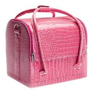 Nagel Koffer Pink