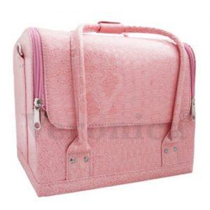 Nagel Koffer Soft Pink