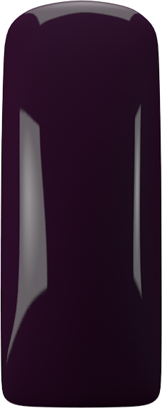 Gelpolish Darkest Purple 15 ml