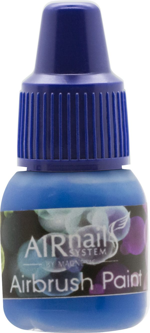 AirNails Paint Neon Blue 27 5ml
