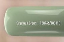 Gel Polish Gracious Green