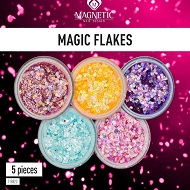 Magic Flakes 5pcs